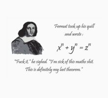 Fermat's Last Theorem by Philip Teale