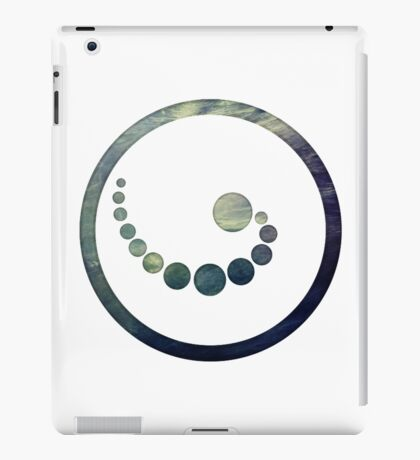 Six - The Lorien Legacies iPad Case/Skin