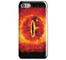 Evil Eye iPhone Case/Skin