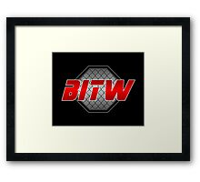 The Ultimate Best in The World Framed Print