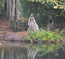 lady by the lake by carlinecasey