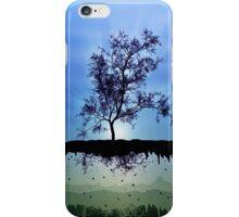 Alone Tree Iphone Case iPhone Case/Skin