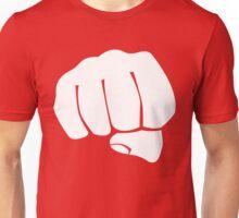Big Minimal Fist Unisex T-Shirt