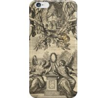 Antique Vintage Old Ephemera Iphone Case iPhone Case/Skin