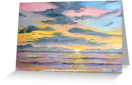 Here Comes the Sun by Arie van der Wijst