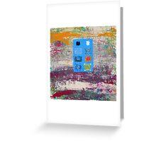 DISPLAY 3 Greeting Card