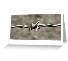 Twisted.. Greeting Card