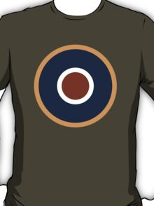 Royal Air Force - Historical Roundel Type C.1 1942 - 1947 T-Shirt