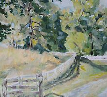Country Road by Juliane Porter