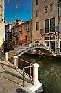 Ponte Chiodo (Nail Bridge) - Venice by paolo1955