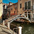 Ponte Chiodo (Nail Bridge) - Venice by paolo1955