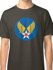 US Army Air Corps Hap Arnold Wings Classic T-Shirt