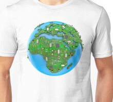 Data Earth Unisex T-Shirt