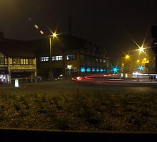 Roundabout Lights by Shilling Snaps