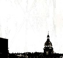 Urbarizon - Town Hall by GlennB