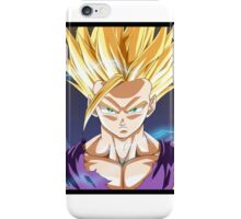Angry Gohan iPhone Case/Skin