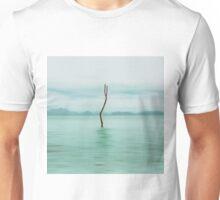 turquoise sea Unisex T-Shirt