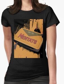 Mentats - Fallout Womens Fitted T-Shirt