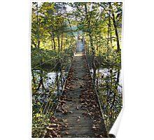 Swinging Bridge~ Poster