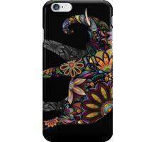 Black Elephant Design Iphone Case iPhone Case/Skin
