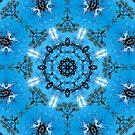 Blue Sky Tree QM8 by Hugh Fathers