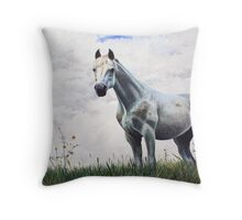 Earl Grey Throw Pillow