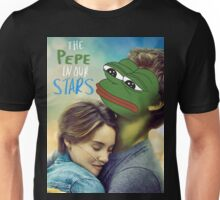 The Pepe in our Stars Unisex T-Shirt