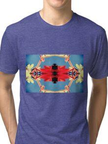 Retro Sturt Pea Tri-blend T-Shirt