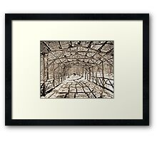 Central Park, New York Framed Print
