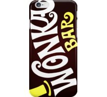 Chocolate Wonka Bar Iphone Case iPhone Case/Skin