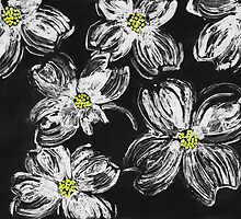 Dogwood Flowers by Danielle Cardenas