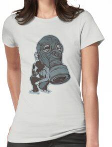 Gespenster Womens Fitted T-Shirt
