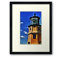 Superior Beacon Framed Print