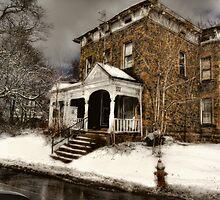 Built in 1878 by Marcia Rubin