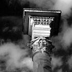 A Roman Pillar by Kent Nickell