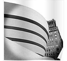 Guggenheim Museum Poster