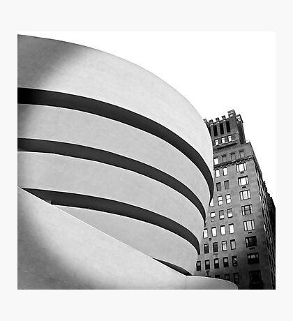 Guggenheim Museum Photographic Print