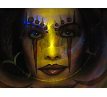 Daughter Of The Dawn Photographic Print