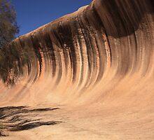 Wave Rock by Eunice Atkins