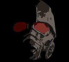 Fallout New Vegas Power Armor Helmet rev B by HeySteve