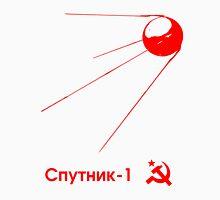 Sputnik-1 Satellite 1957 (light) Unisex T-Shirt