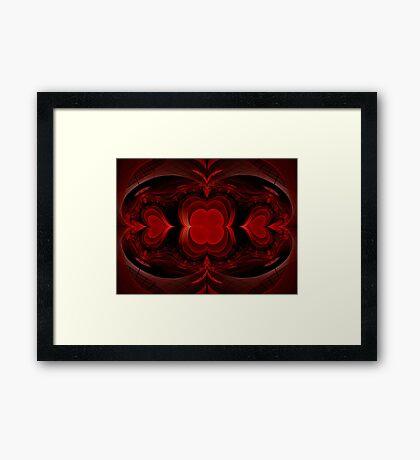 Love Is...Apophysis Framed Print