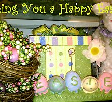 Wishing You A Happy Easter by Charldia
