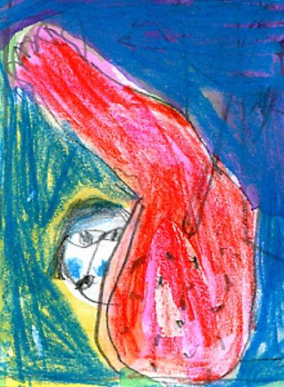 funny party girl by Shylie Edwards