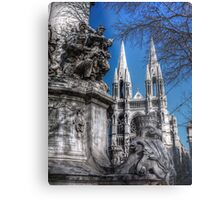 Saint Vincent Marseille Metal Print