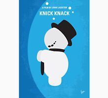 No172 My Knick Knack minimal movie poster Unisex T-Shirt