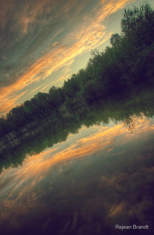 Twice The Sky by Réjean Brandt