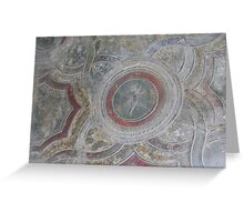 Pompeii's   wall Greeting Card
