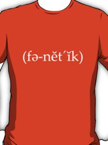 Phonetic T-Shirt
