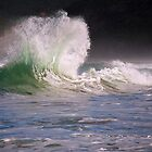 wave flare by adouglas